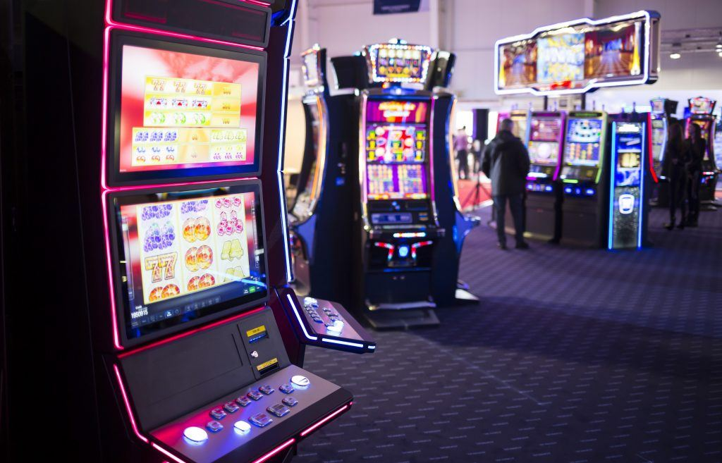 Features of the Buffalo Slot Machine